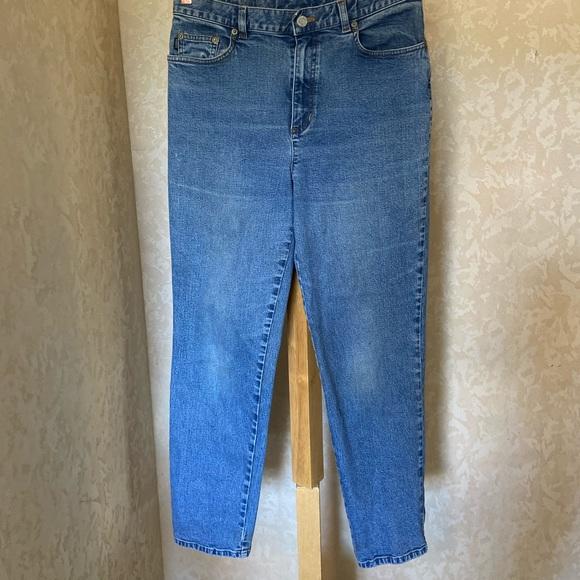 Ralph Lauren / Lauren Jeans Co Stretch Denim Jeans